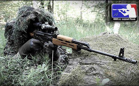 Superpřesná vychytávka! Sniper Action