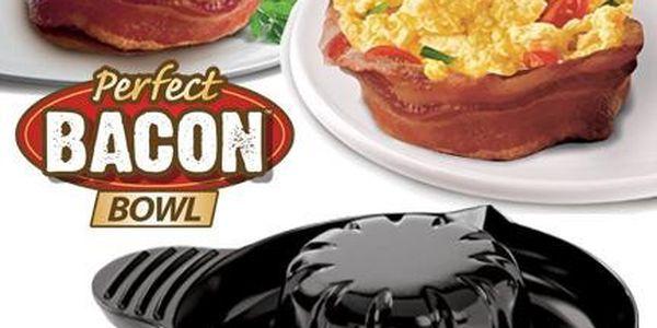 Pečicí miska Perfect Bacon - upečte si slaninovou misku!