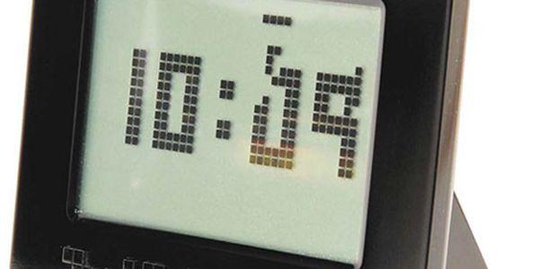 Zábavný budík Tetris!