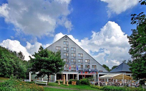 Česká republika, oblast Západní Čechy, polopenze, ubytování v 3* hotelu na 6 dní