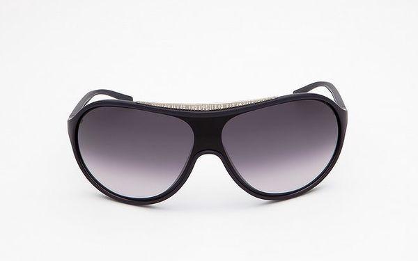Pánské černé sluneční brýle Bikkembergs
