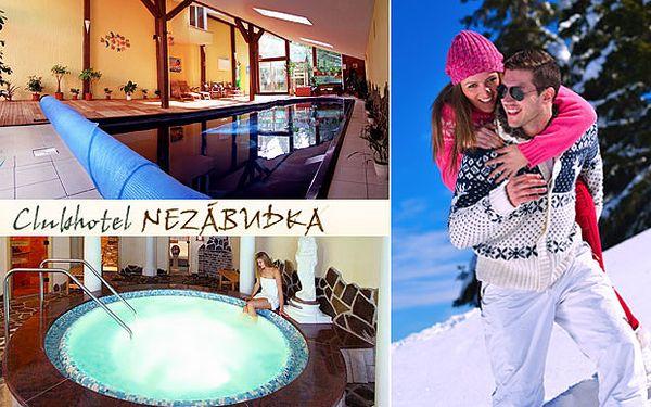 Tatranské All Inclusive v Nezábudke se vstupem do bazénu a sauny