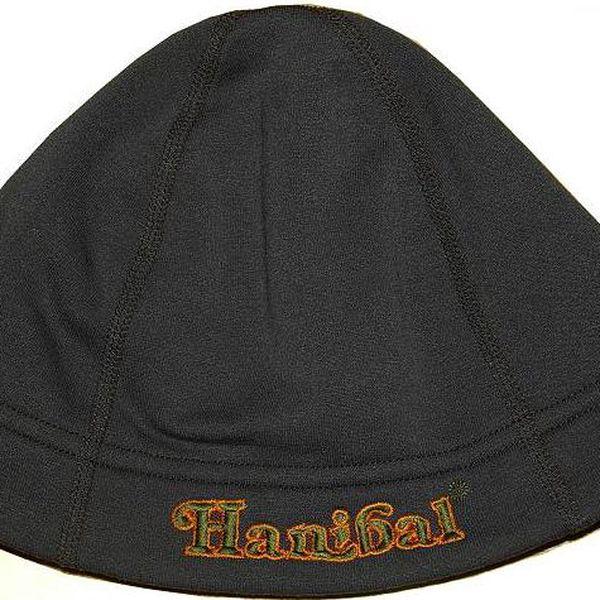 Hanibal čepice PWS černá