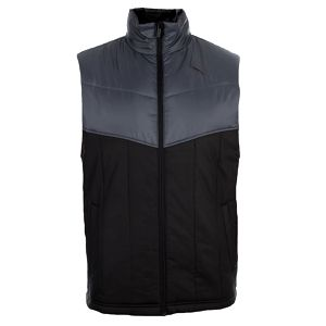 Pánská šedo-černá vesta Puma