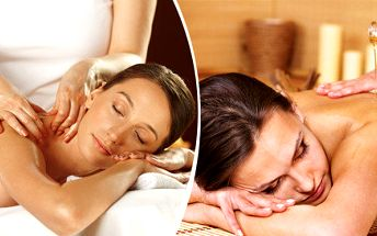 Vánoční dárek: Regenerační aromaterapeutická masáž (60 nebo 120 minut)