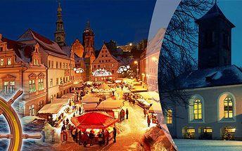 Plavba na vánoční pevnost Konigstein a Pirna