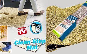 Absorpční rohožka Clean Step Mat akce!