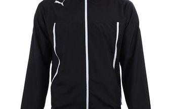 Pánská černo-šedá bunda Puma