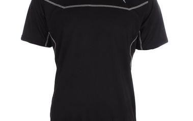 Pánské černé funkční tričko Puma