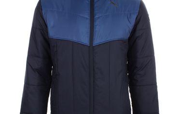 Pánská modrá bunda Puma