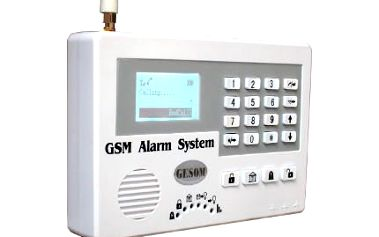 GSM Alarm GESOM pro váš bezpečný a klidný domov