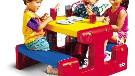 Piknikový stoleček Junior Little Tikes