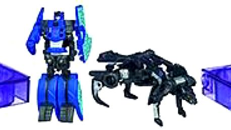 Transformers Generations transformovatelné disky A1421 - A 1422
