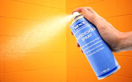 Univerzální těsnící sprej Wenko 400 ml