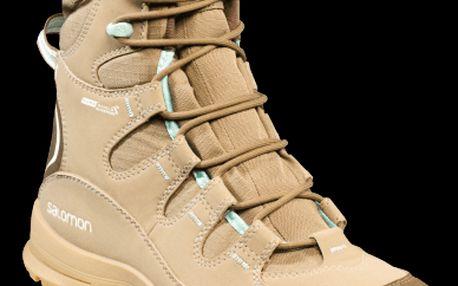 Dámská zimní obuv Salomon Tikal TS CS WP