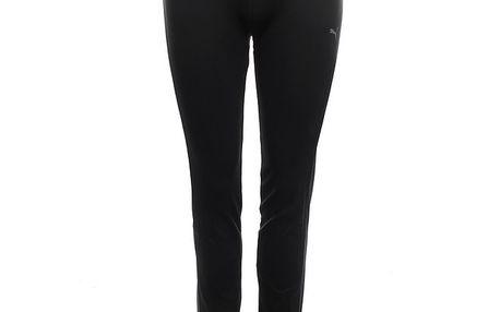 Dámské černé sportovní slim fit kalhoty Puma