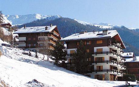 Studia a apartmány VEYSONNAZ **, Švýcarsko, vlastní doprava, bez stravy