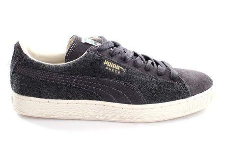 Pánské šedé tenisky Puma