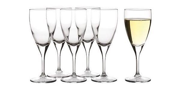 Sklenice na bílé víno 6 ks, Maxwell&Williams