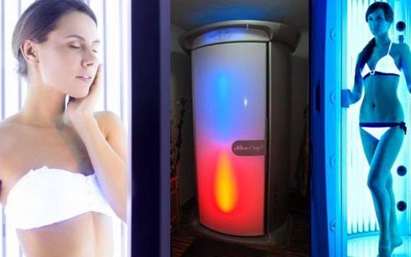 Prohřejte své tělo i duši.Permanentka do vertikálního solária - 50 minut. Získejte zdravé opálení jako od sluníčka a přitom mějte pokožku hladkou a bez vrásek.