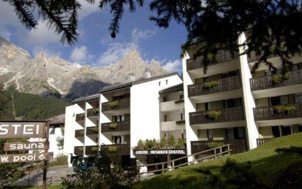 Itálie, oblast San Martino, bez stravy, ubytování v 3* hotelu na 8 dní