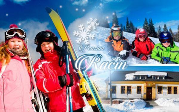 Jarní prázdniny pro děti s výukou lyžování na Českomoravské vysočině! V ceně PLNÁ PENZE i SKIPAS!