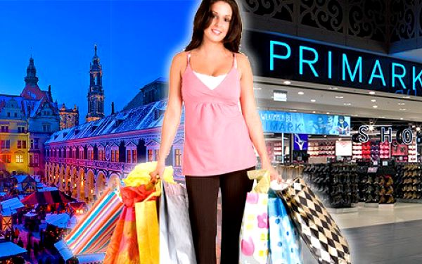 Adventní Drážďany a nový Primark 29. 11. 2014