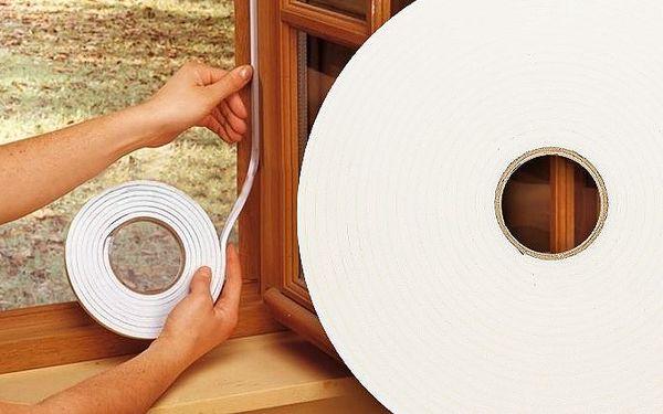 2 kusy polyetylenového pěnového samolepícího těsnění