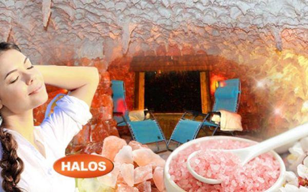 1x 45minutový vstup do léčivé solné jeskyně pro 1 osobu! 2 děti do 6 let mohou s Vámi ZDARMA! Léčivý relax!