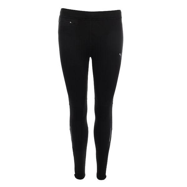 Dámské černé fitness kalhoty Puma