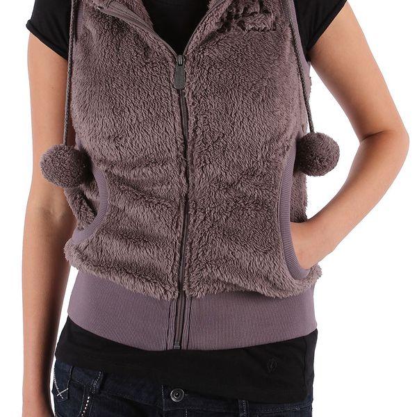 Dámská měkoučká fleecová vesta Stitch Soul