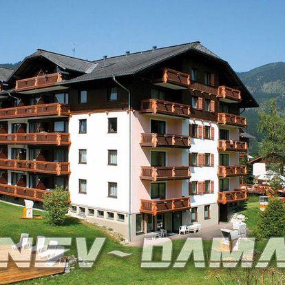 Vitalhotel Gosau, Salzkammergut, Rakousko