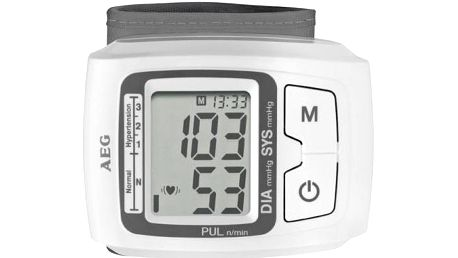 Digitální zápěstní tlakoměr AEG BMG5610