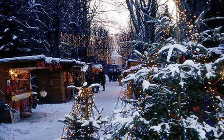 Vánoční pohádka v Německu, se snídaní, na 2 dny