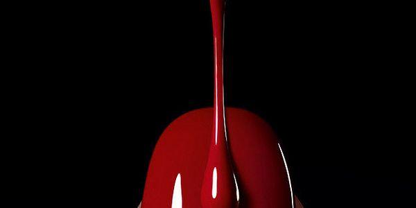 Gel lak ONE STEP na nehty č.18 Vínově červená 10ml