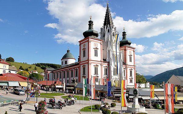 2denní zájezd na Medvědí soutěsku do Rakouska pro 1 osobu
