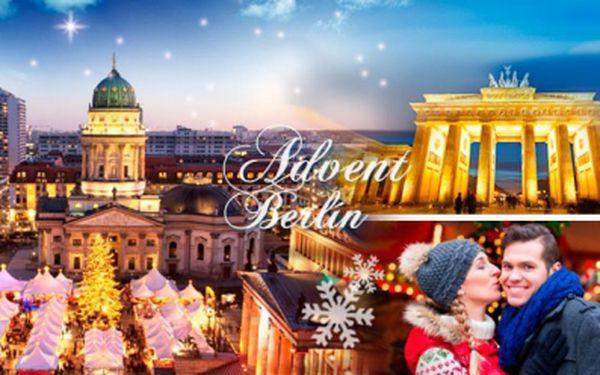 ZÁJEZD na ADVENTNÍ TRHY do BERLÍNA s OKRUŽNÍ JÍZDOU a návštěvou mnoha PAMÁTEK! 13.12.2014!