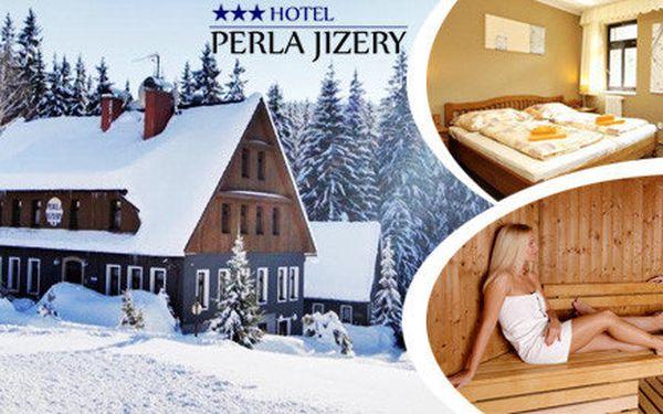 All inclusive lyžařský balíček pro 2 - zima 2015 v hotelu Perla Jizery