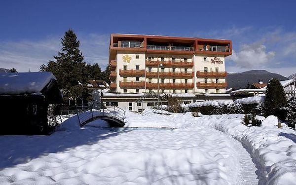 Hotel Olympia, Jižní Tyrolsko - Trentino - Dolomity Superski - Plan de Corones - Kronplatz, Itálie, vlastní doprava, polopenze