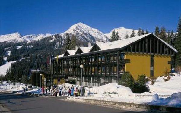 Rezidence Ambiez, Jižní Tyrolsko - Trentino - Skirama Dolomiti - Madonna di Campiglio, Itálie, vlastní doprava, bez stravy