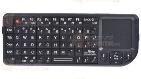 Mini bezdrátová klávesnice s touchpadem a poštovné ZDARMA! - 9999915665