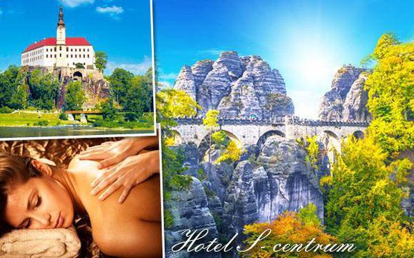 Užijte si relaxaci i zábavu v Českém Švýcarsku!