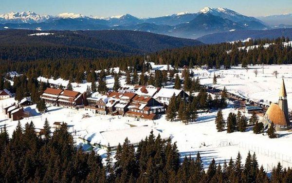 Slovinsko, oblast Julské Alpy, polopenze, ubytování v 3* hotelu na 8 dní