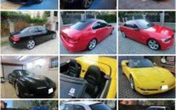 Celopolepy aut od Autofolie Praha s.r.o. Dárkový poukaz na montáž fólie na auto + materiál