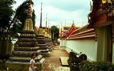 Poznejte Bangkok! 8 dní s ubytováním, výlety i dopravou!