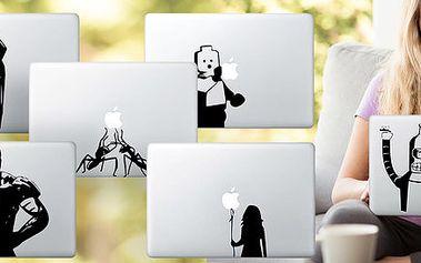 Stylové samolepky na váš MacBook