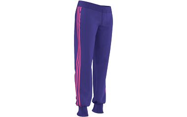Dámské volnočasové kalhoty Adidas Originals G Flock