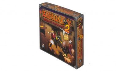 Desková hra Zapadákov - Bandit Paradise