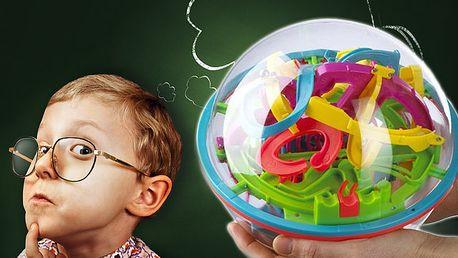 Hlavolam roku! 3D inteligentní koule