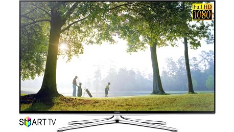 3D LED televize Samsung UE40H6200